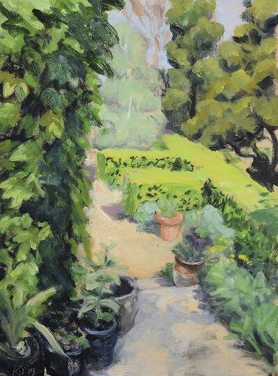 Kristin Headlam, 'Her garden I', 2019
