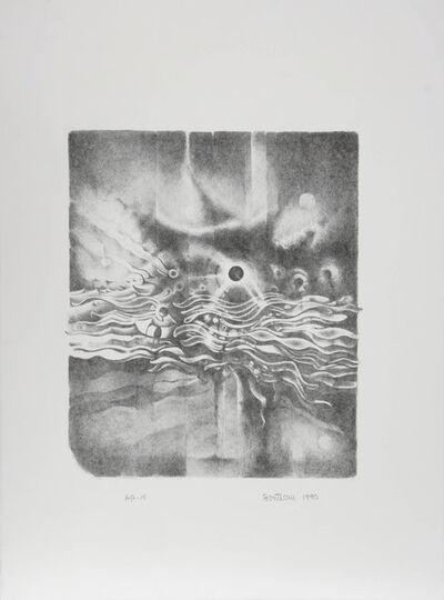 Lee Bontecou, 'Untitled, from the Women's Portfolio', 1990