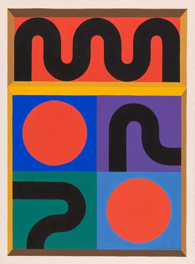 John Coburn, 'Computer', 1970