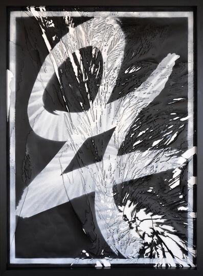 Jussi TwoSeven, 'KRAA! stencils', 2016