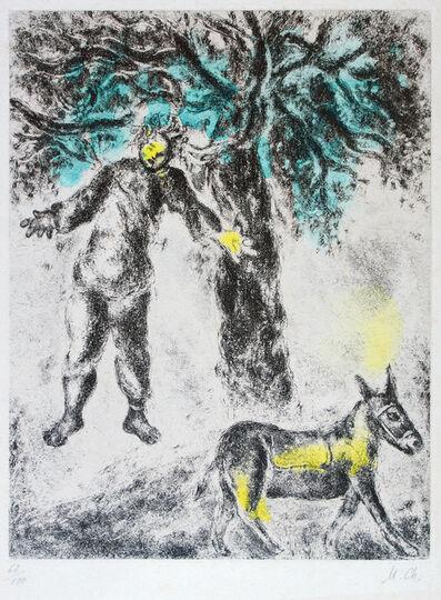 Marc Chagall, 'Fin d'Absalom', 1958