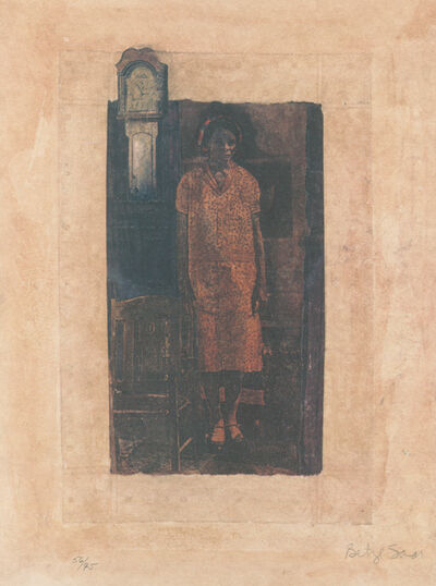 Betye Saar, 'The Conscience of the Court', 2000