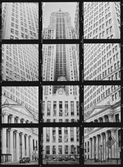 William Furniss, 'Chicago Board of Trade', 2016