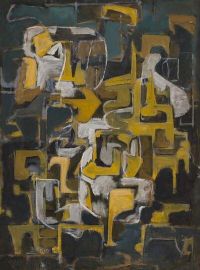 Henry Botkin, 'Enigma', 1954