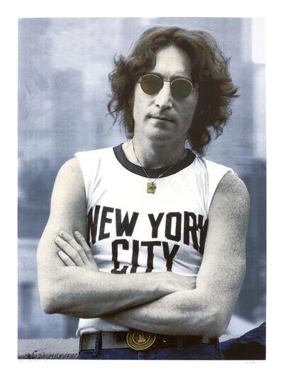 Bob Gruen, 'John Lennon-NYC-1974', 2014