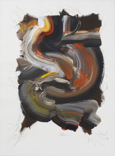 Dennis Kleidon, 'Making Waves Vertical Series 1.4', 2014
