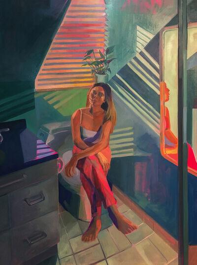 Cynthia Villamil, 'Cynthia In The Bathroom', 2020