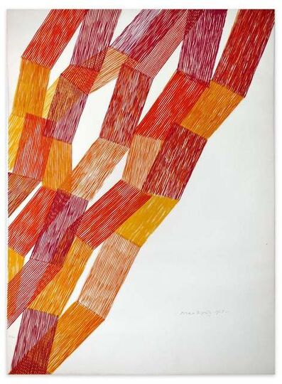 Piero Dorazio, 'Abstract Composition', 1983