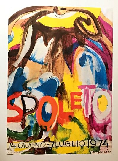Willem de Kooning, 'Spoleto, from the collection of Earl and Camilla McGrath', 1974