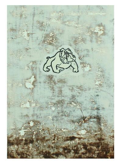 Danny Zavaleta, 'Bulldog Paper', 2015