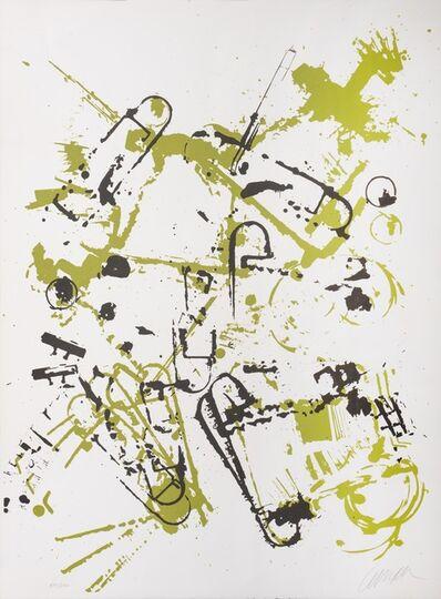 Arman, 'L'Interieur des Choses II: Le Transistor ', 1971