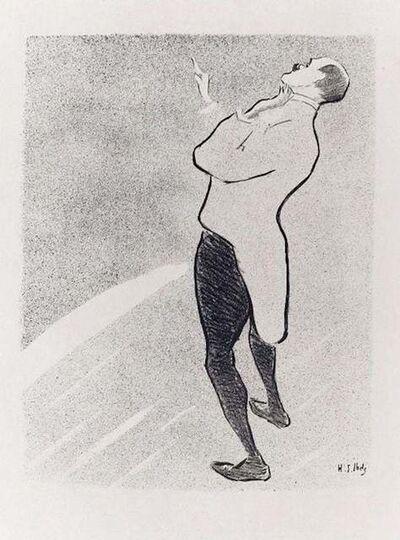 Henri-Gabriel Ibels, 'Lam-Hill', 1893