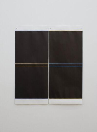 Michael Rouillard, 'Scroll Diptych', 2020