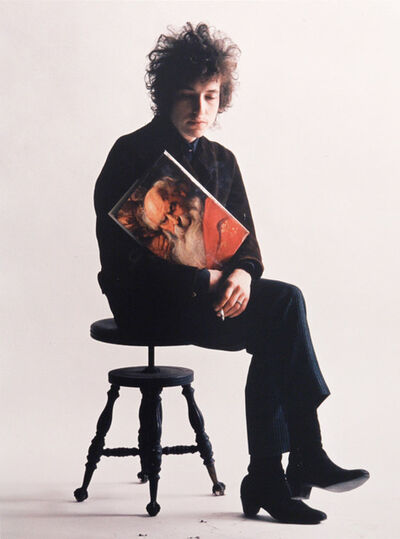 Jerry Schatzberg, 'Bob Dylan, Greatest Hits'