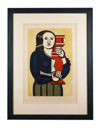 Fernand Léger, 'Femme à la cruche (after by Jacques Villon )', 1928