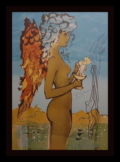 Salvador Dalí, 'Trilogy of Love Love's Promise', 1976