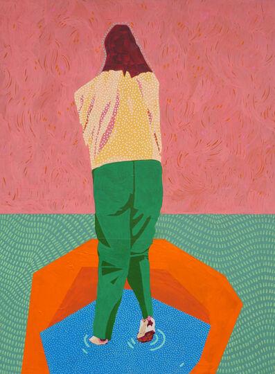 Sheila Nicolin, 'Making Circles', 2020