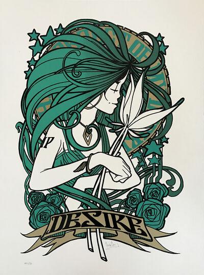 Inkie, 'Desire', 2010