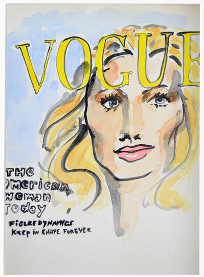 manuel santelices, 'Vogue Paris', 2016