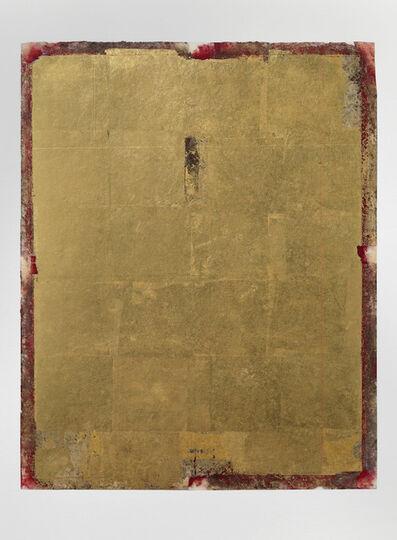 Antonello Viola, 'Oro Su Rosso Di Cadmio', 2017