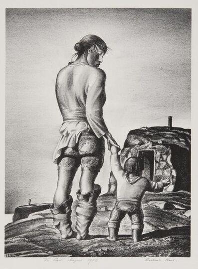 Rockwell Kent, 'Dirty Deborah', 1933