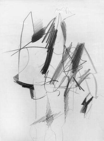 Willem de Kooning, 'Standing Figure', 1951-1955