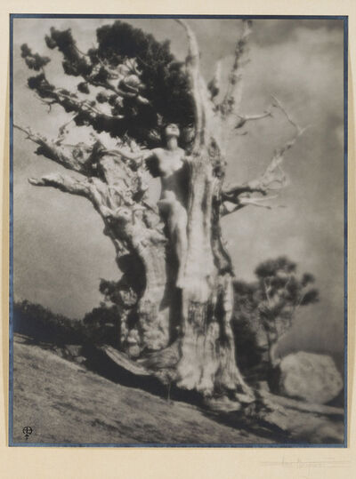 Anne Brigman, 'Invictus', c. 1924
