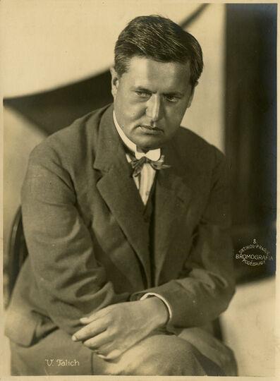 Frantisek Drtikol, 'Portrait of Václav Talich', ca. 1925