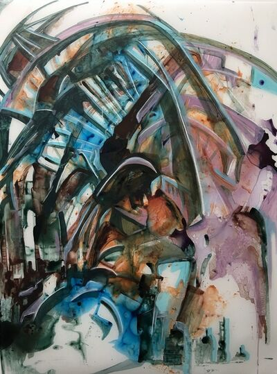 Zahra Nazari, 'Sunset in the City', 2019