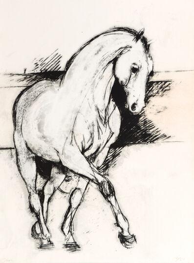 Marian Bingham, 'Dapple Horse', 2015