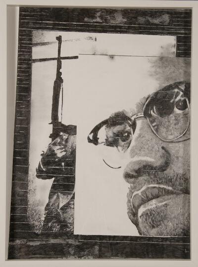C.T. Jasper, 'no.10 - Untitled (Malcolm X)', 2008