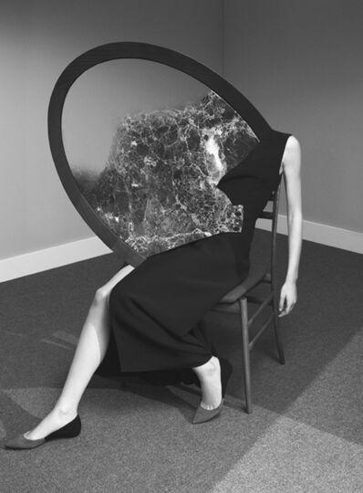 Noé Sendas, 'Wallpaper Girl (Dior Vs)', 2015