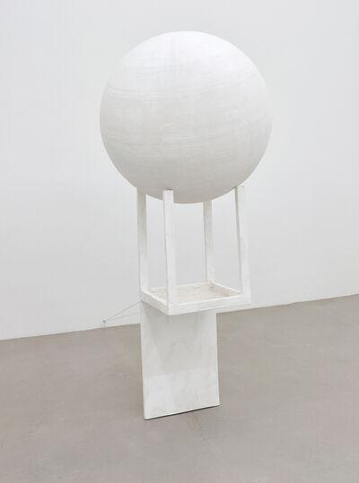 Inge Mahn, 'Balancierende Kugel (Balancing Ball)', 2017