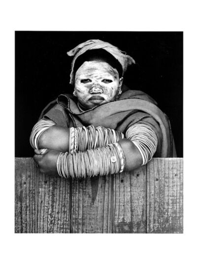Sam Haskins, 'Pondo Matriach, from African Image', 1967
