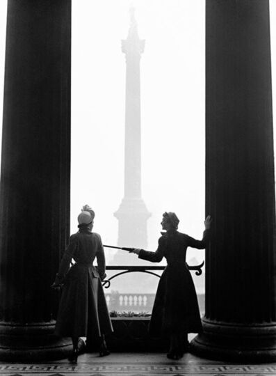 Norman Parkinson, 'The New Look, London', 1949
