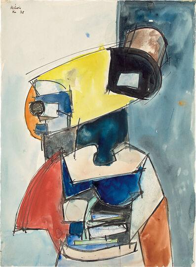 Jean Hélion, 'Figure abstraite', 1938