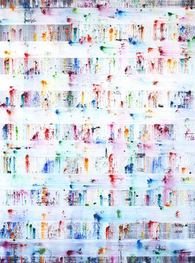 Petra Rös-Nickel, 'My White', 2020