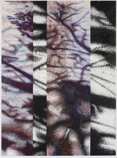Carole Benzaken, 'Portée d'ombres 1', 2018