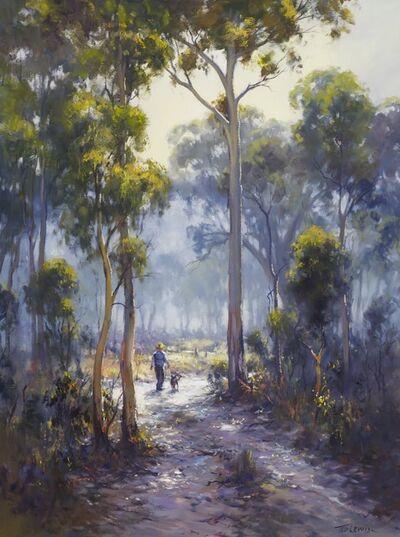 Ted Lewis, 'Morning walk', 2014