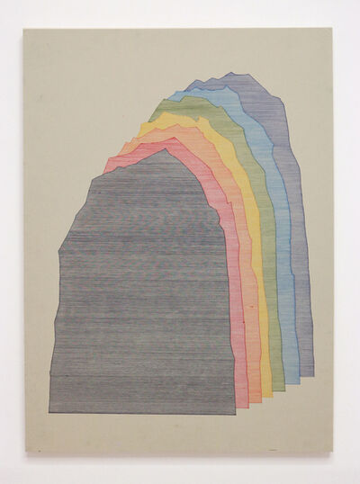 Shaun O'Dell, 'Past Ranges', 2016
