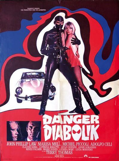 Jacques Vaissier, 'DANGER DIABOLIK', 1968