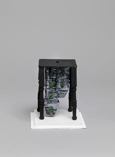 Richard Hawkins, 'Mini-Stairwell 2', 2010