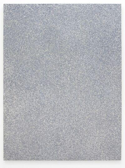 Olve Sande, 'Amerika On Stiller (Blue)', 2013