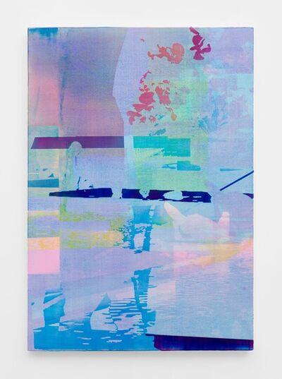 Zoe Walsh, 'Moondark to dawn', 2020