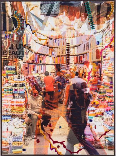 Farhad Ahrarnia, 'La Femme Du Bazar, no. 10', 2015