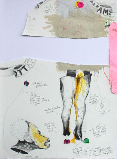 Lavar Munroe, 'Venus', 2015