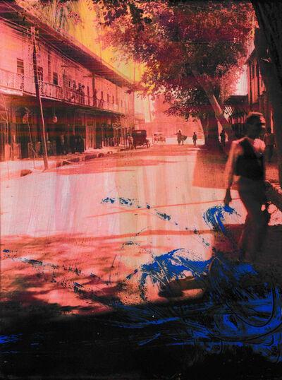 Firouz Farmanfarmaian, 'RetroProjection Panneau 4', 2015