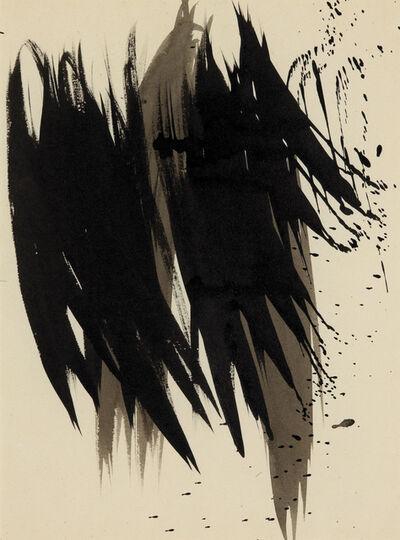 Hans Hartung, 'Untitled', 1956