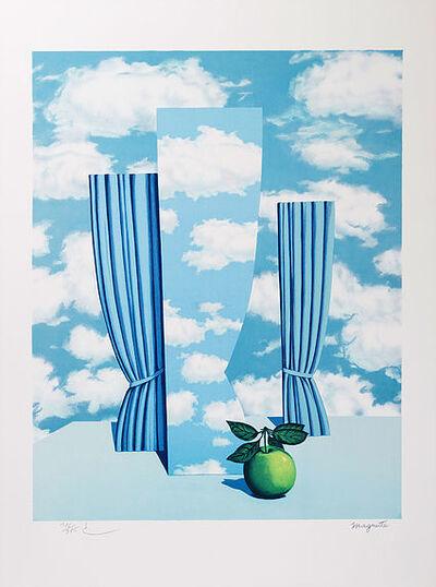 René Magritte, 'Le Beau Monde', 2010