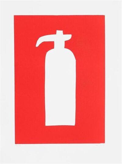 David Shrigley, 'Fire Hydrant', 2017